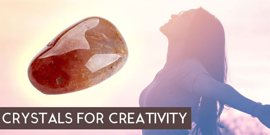 crystals for creativity inspiration