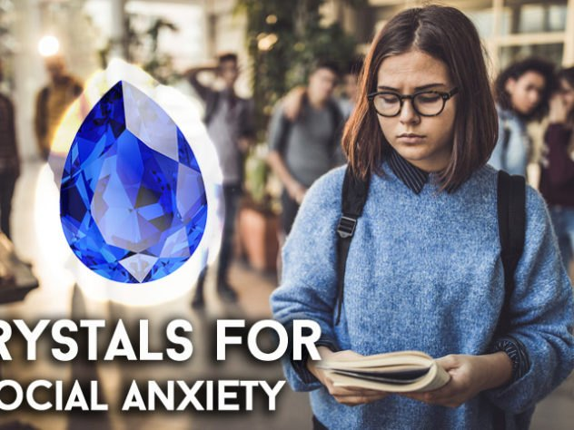 crystals for social anxiety