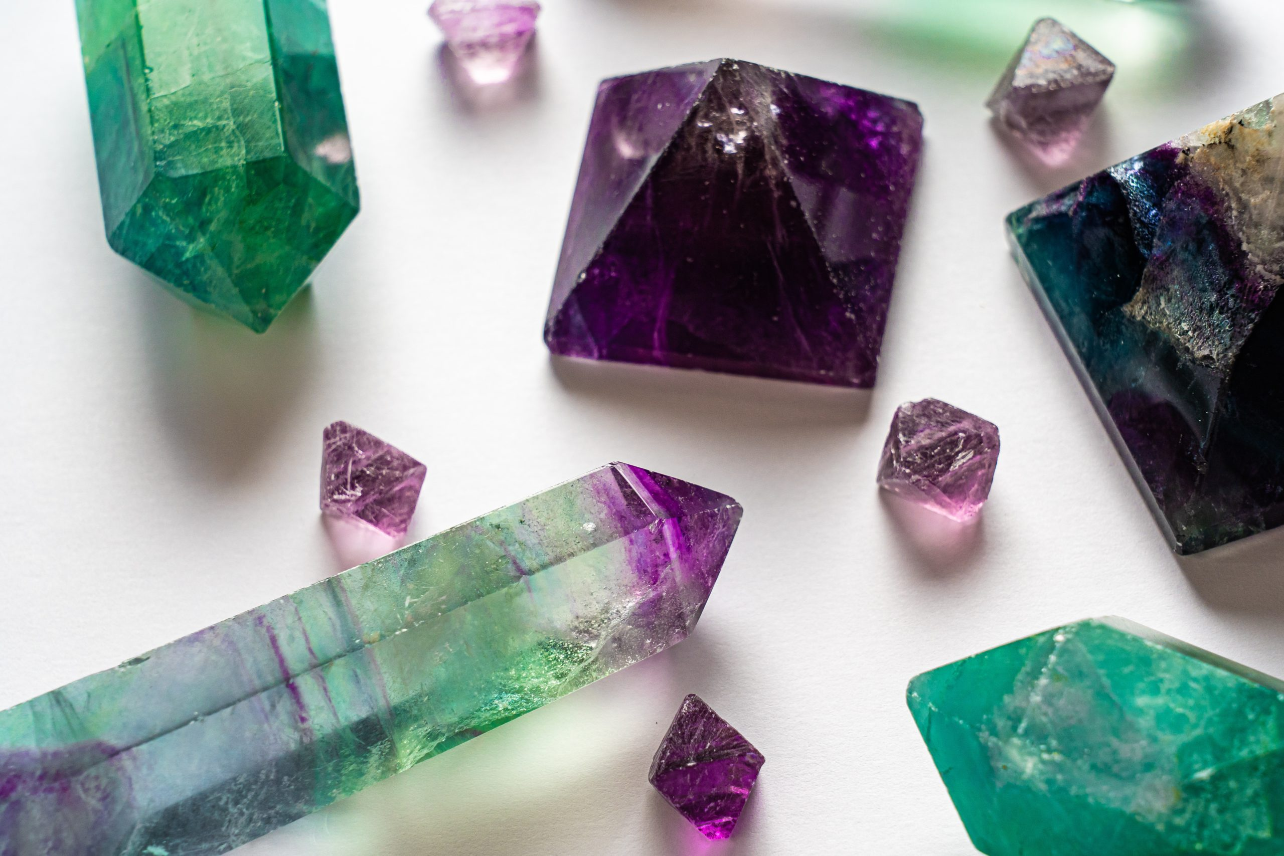 Crystals for ADHD